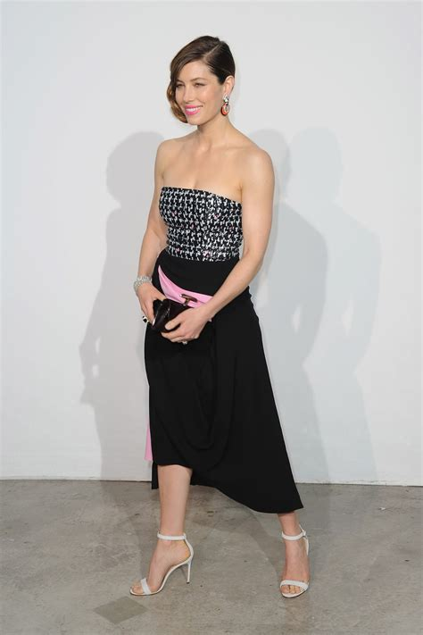 jessica biel dior cruise collection   fab celebs