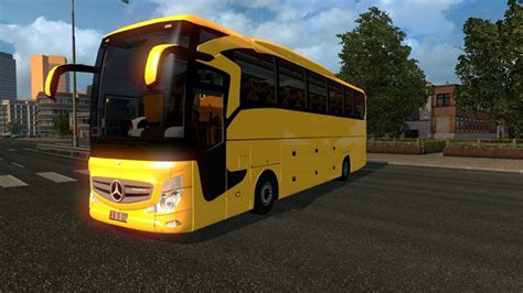 download game ets2 mod bus ets 2 mercedes benz travego 2016 bus mod simulator