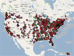 superfund map new report says federal cleanup program wasting away grist