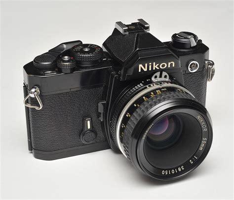 nikon fm nikon fm black with nikkor ai 50 2 flickr photo