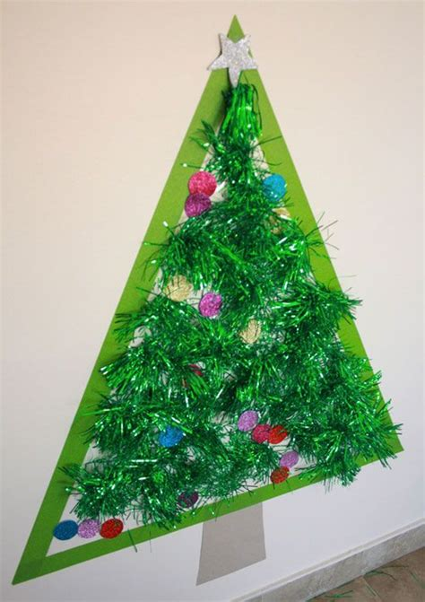 Contact Paper Crafts For Toddlers - trees contact paper and crafts for on