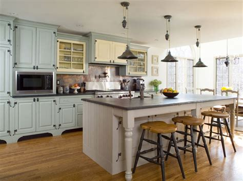 vintage kitchen island ideas modern kitchen with a vintage flair pictures photos and images for