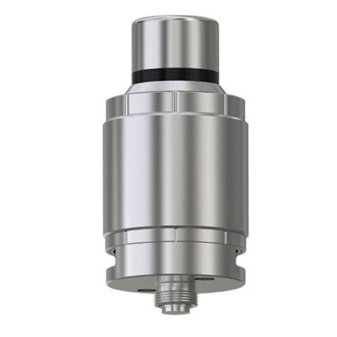 Eleaf Lemo Drip Rda 23 Atomizer Authentic authentic eleaf lemo drip rda 23mm silver rebuildable atomizer