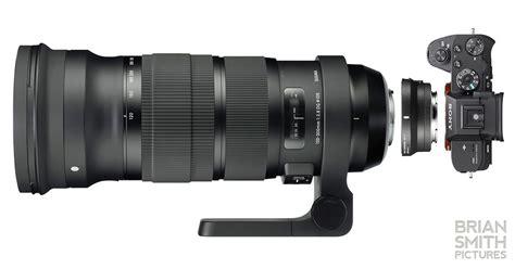 sigma mc  mount converter   sony  mount cameras