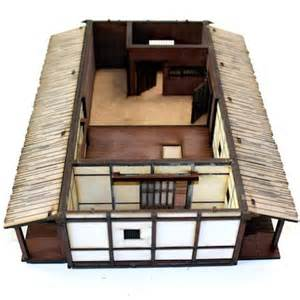 Cottage Building Kits by Tmp New Medieval Japanese Building From 4ground
