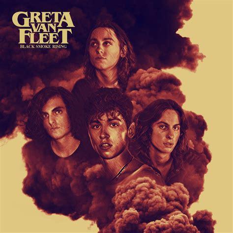 greta van fleet zeppelin cover album review greta van fleet black smoke rising i