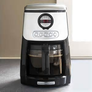 kitchenaid 14 cup programmable coffee maker reviews www