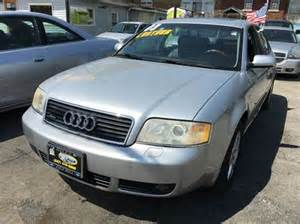 Audi A6 For Sale In Chicago 2003 Audi A6 For Sale Carsforsale