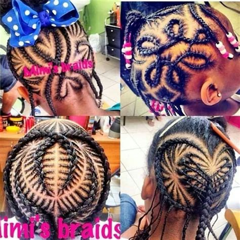 black creative hairstyles 502 best images about love the kids braids twist and