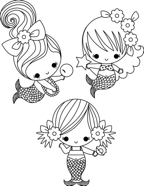 Card Mermaid Coloring Templates by Coloring Page Pinteres