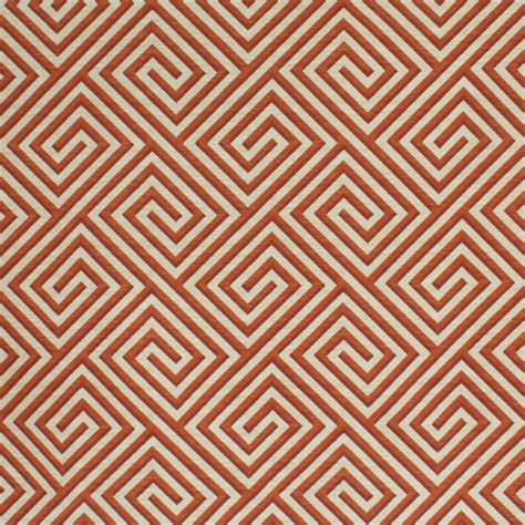 Designer Fabrics For Home Decor by Home Decor Designer Fabric Pkauffman Banji Orange