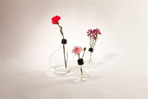 single flower vase on behance