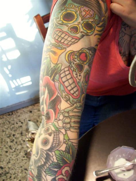 dia de los muertos couple tattoos 26 dia de los muertos tattoos