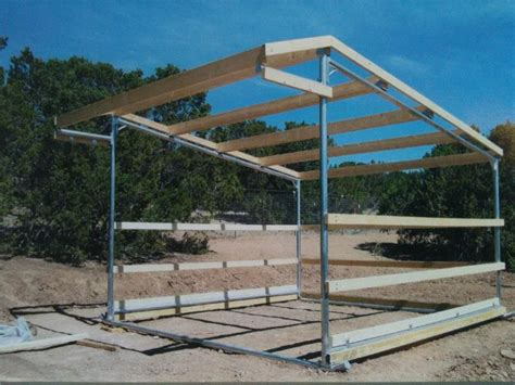 Metal Frame Shelters 25 Best Ideas About Shelter On