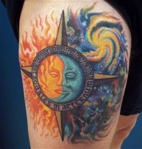 one piece sun tattoo 10 best images about tattoos legs feet on pinterest star