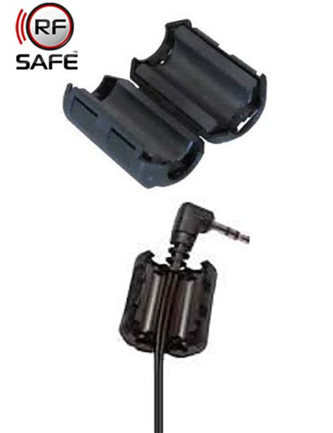 Headset Ferrite Bead Best Solutions For Cell Phone Radiation Protection Anti