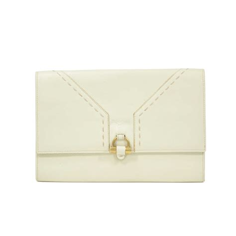 Ysl Muse Clutch by Second Yves Laurent Muse Clutch The Fifth