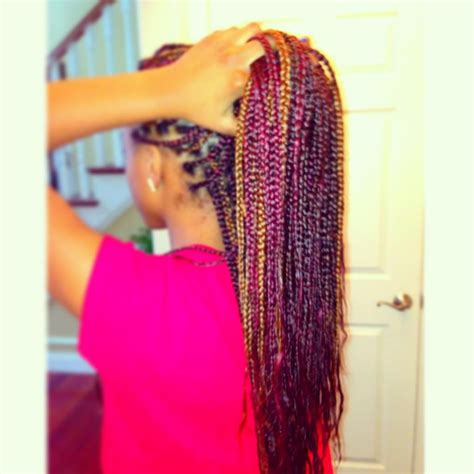 poetic justice braids with color color hair in braids on poetic justice jumbo