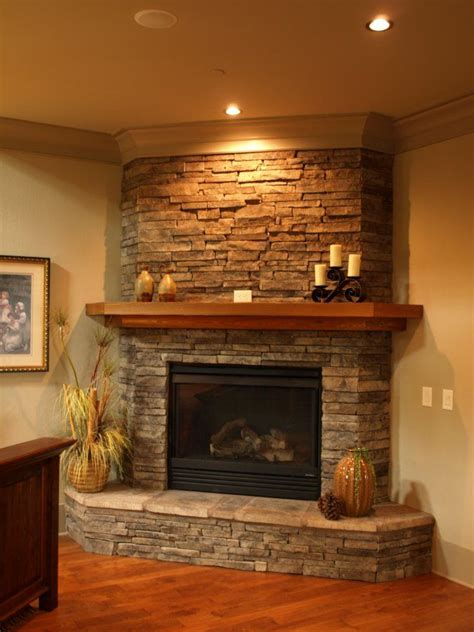 Pictures Of Corner Fireplaces by 1000 Ideas About Fireplace Makeover On