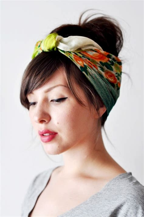 scarf 20 things to include in your hair emergency