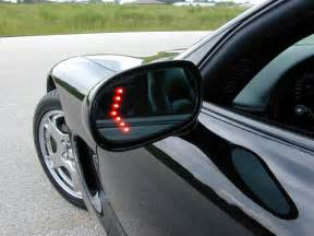 Lighting And Signalling In A Car Turn Signal Mirrors That Fit Gc8 Subaru Impreza Gc8