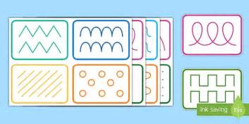 top marks pattern activities mark making pattern cards