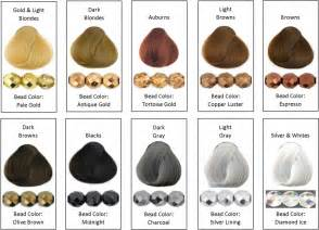 hair color scale hair color scale chart brown hairs