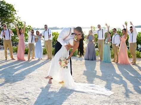 a beach wedding florida keys wedding venue hidden beach key largo