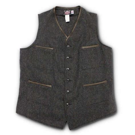 Handmade Vest - stylish custom wool vest classic woolen vests