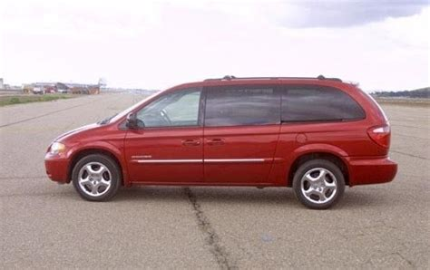 dodge grand caravan fuel capacity 2003 dodge caravan towing capacity specs view