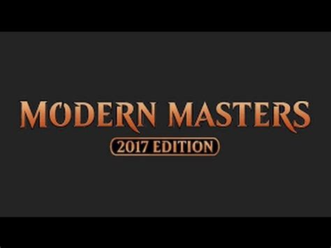 Mtg Booster Box Giveaway - mtg modern masters 2017 booster box opening w free pack giveaway doubled my money