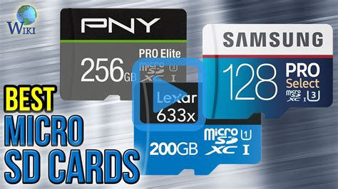 who makes the best sd cards top 10 micro sd cards of 2017 review