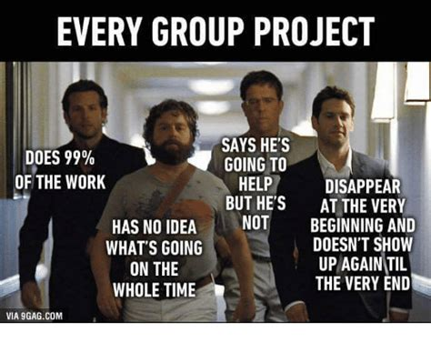 Group Memes - 25 best memes about every group project every group project memes