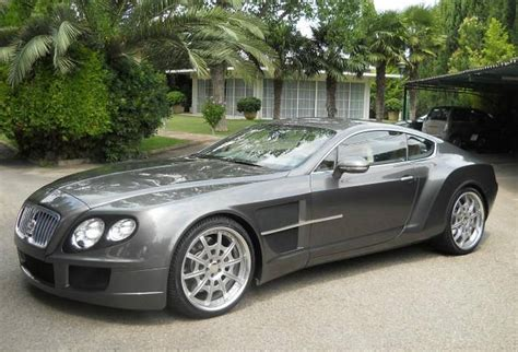 For Sale: One Off Custom Bentley Continental GT   GTspirit