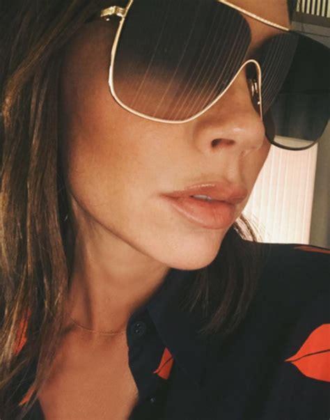 Sunglasses New Beckham 0113 beckham reveals why she always wears sunglasses