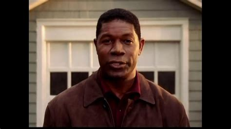 allstate all alone the father driving alone talking and allstate commercial with african american actress