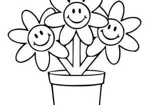 pintar vaso florespintar desenhos colorir