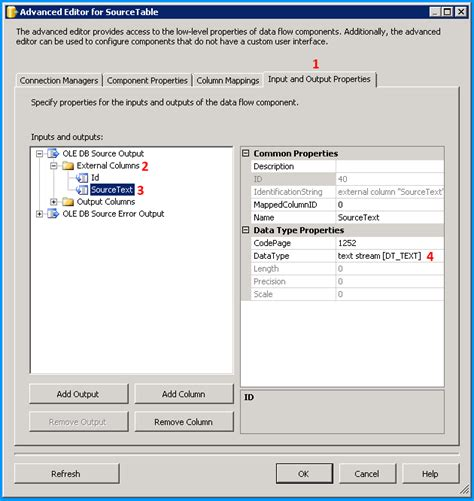 convert smalldatetime to varchar how to transfer data using ssis when database columns are