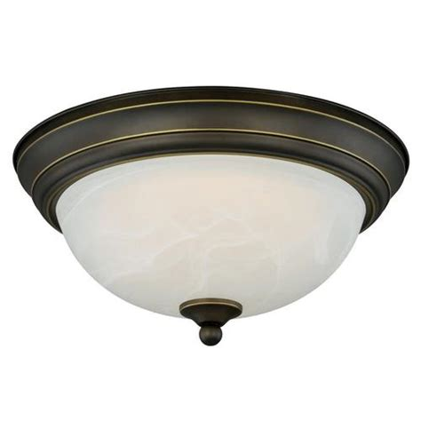 Menards Ceiling Lights Payton Led 15 Quot Rubbed Bronze Ceiling Light At Menards 174