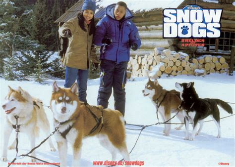 cast of snow dogs snow dogs 2002