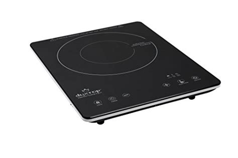 induction cooktop noise duxtop ultrathin glass top portable sensor touch