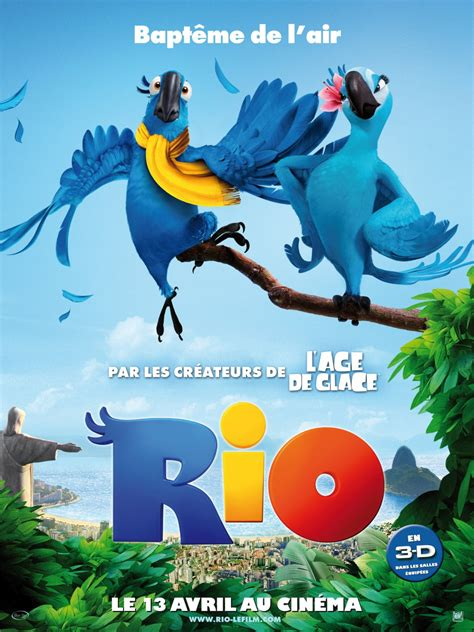 Film Disney Rio | rio movie poster rio trailer