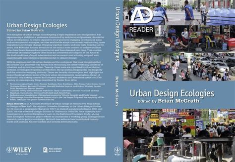 Design Ecologies Journal | urban design ecologies ad reader planum the journal