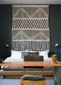 Macrame Uk - from thick rugs to knotted hanging plant holders this