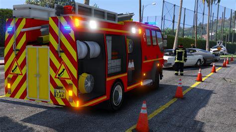 mod gta 5 en français daf v 233 hicule de secours routier des sapeurs pompiers