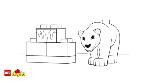 lego duplo coloring pages az coloring pages
