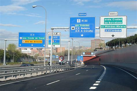 camaras trafico m40 el t 250 nel urbano m 225 s largo de europa ayuntamiento de madrid