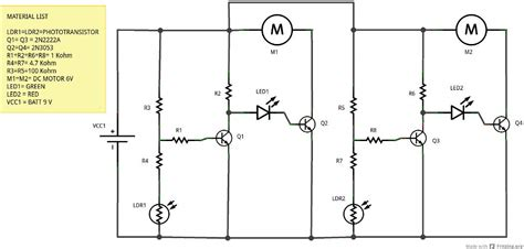 photoresistor transistor switch photoresistor with transistor 28 images photoresistor and transistor 28 images projects of