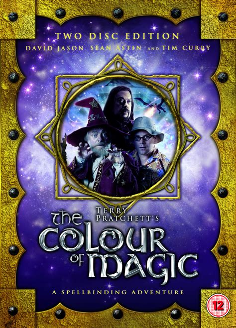 the color of magic the colour of magic uk dvd covers