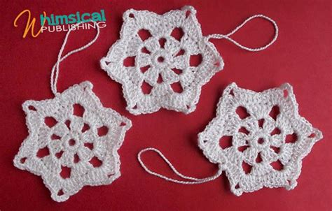 snowflake patterns crochet easy 24 best crochet snowflakes images on pinterest crochet